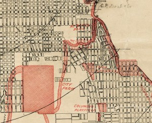 Plan for Seattle Park System 1908 crop (2)