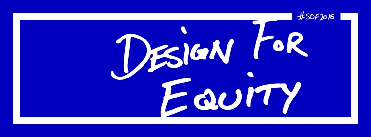 Design for Equity Banner